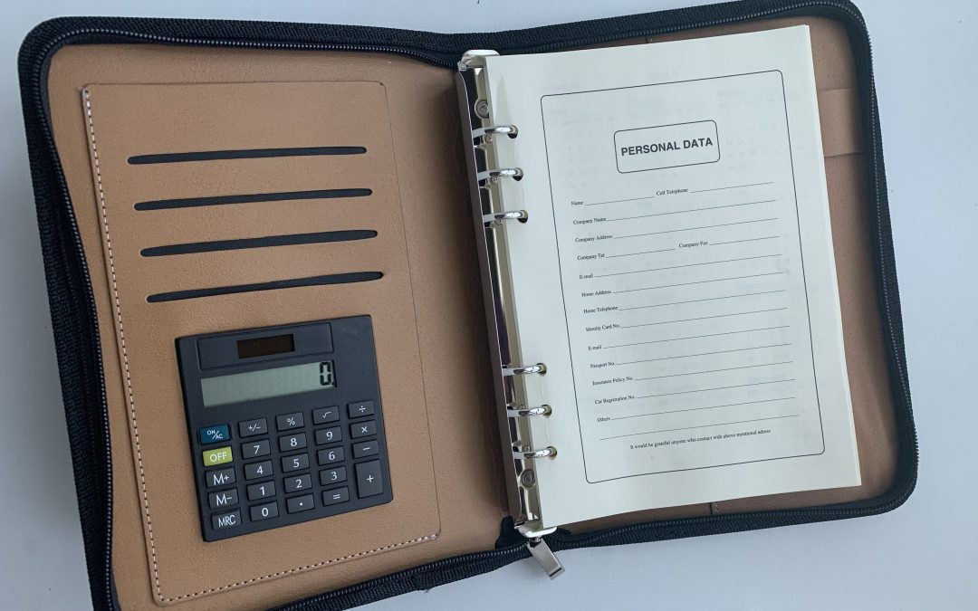 NB Planner with calculator