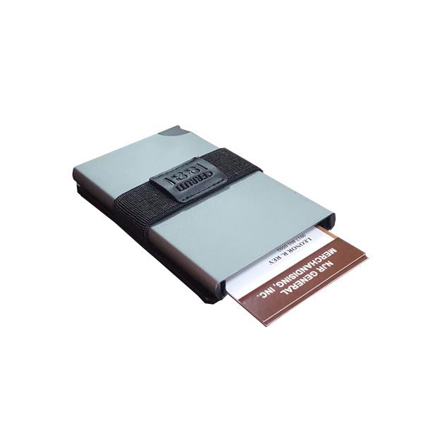 Aluminum Cardcase