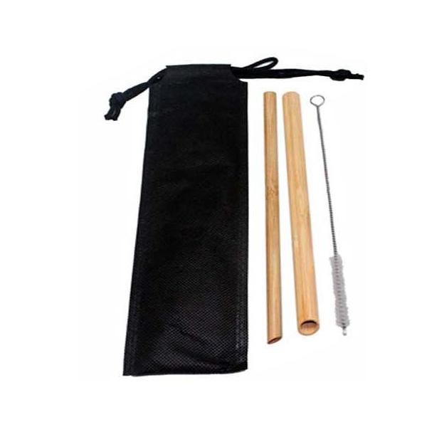 Bamboo Straw Set 1