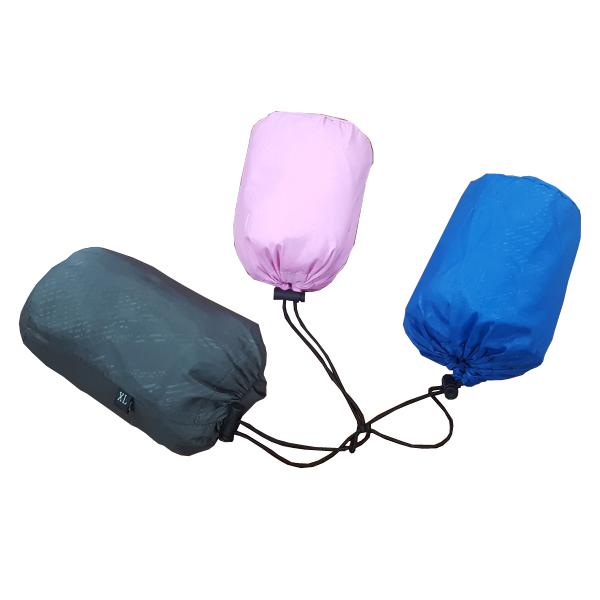 Waterproof Jacket w/ Pouch