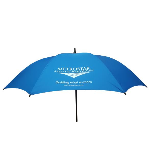 Golf Umbrella (Metrostar Realty)