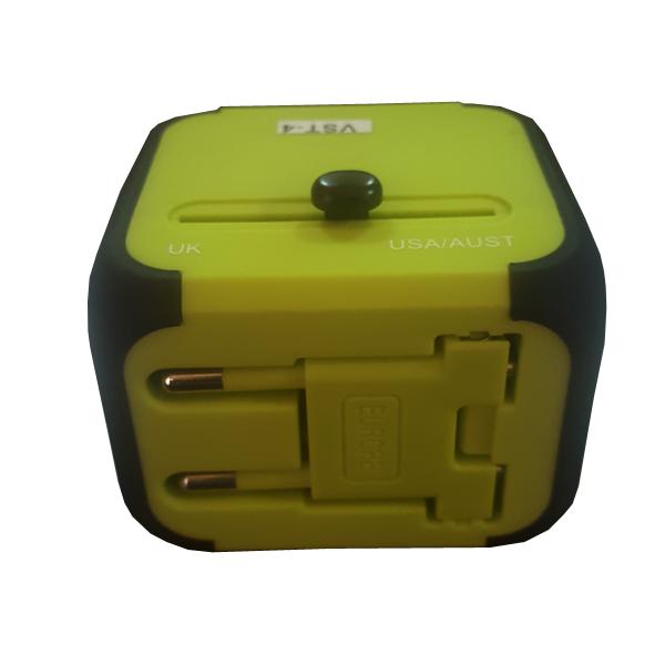 Universal USB Travel Adaptor 2